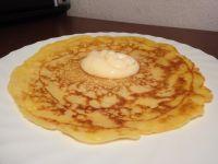 Blini (russischer Pfannkuchen)