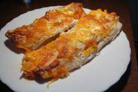 Hähnchen Enchiladas