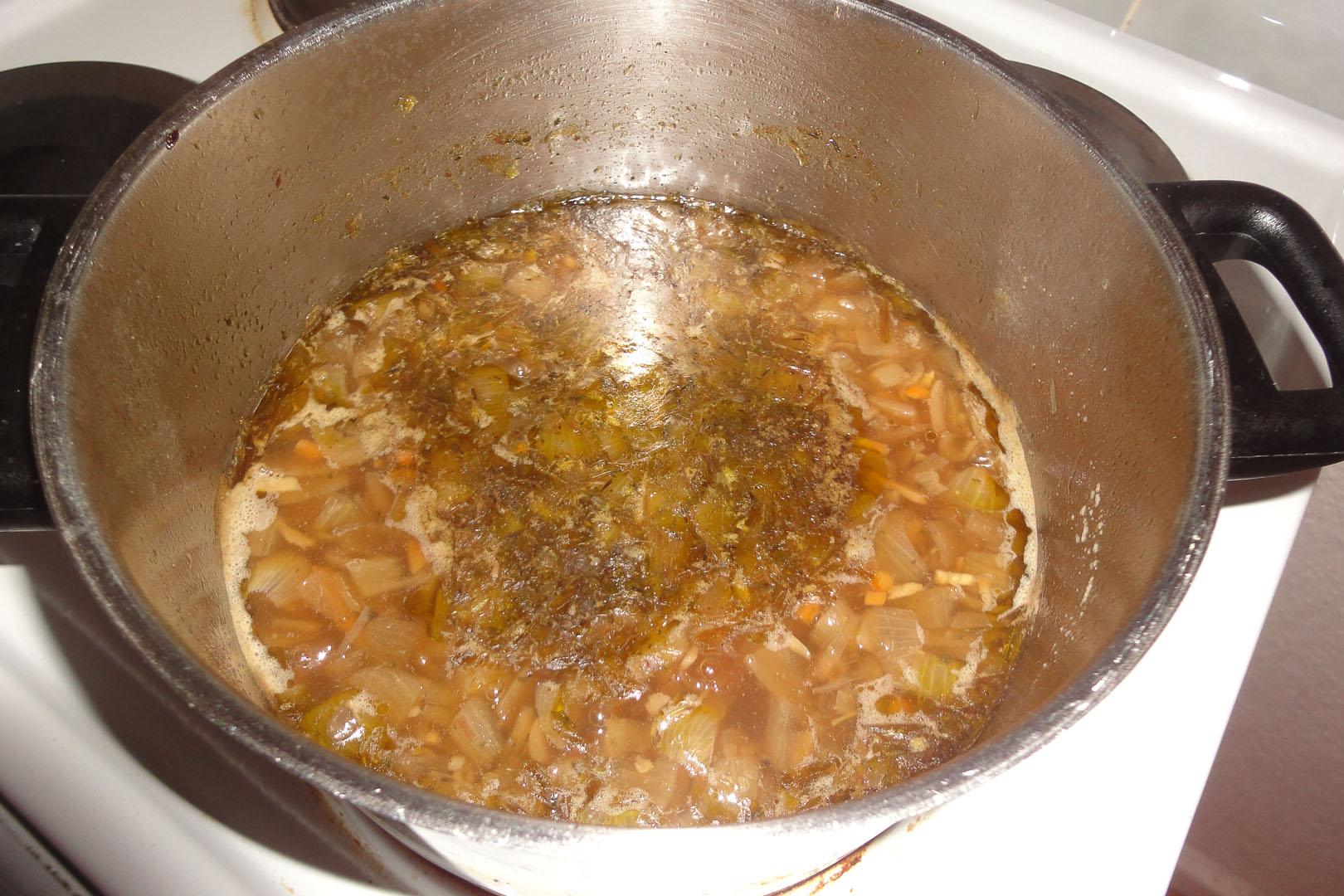 suppe kühlschrank haltbar