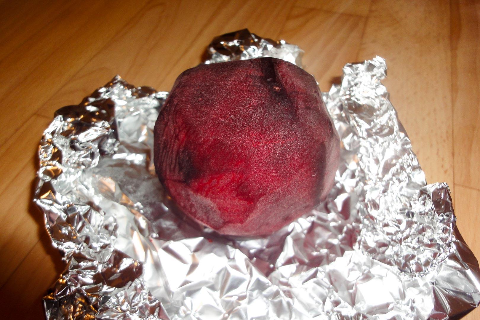 weiche rote beete