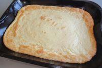 Ofenpfannkuchen mit Reismehl.