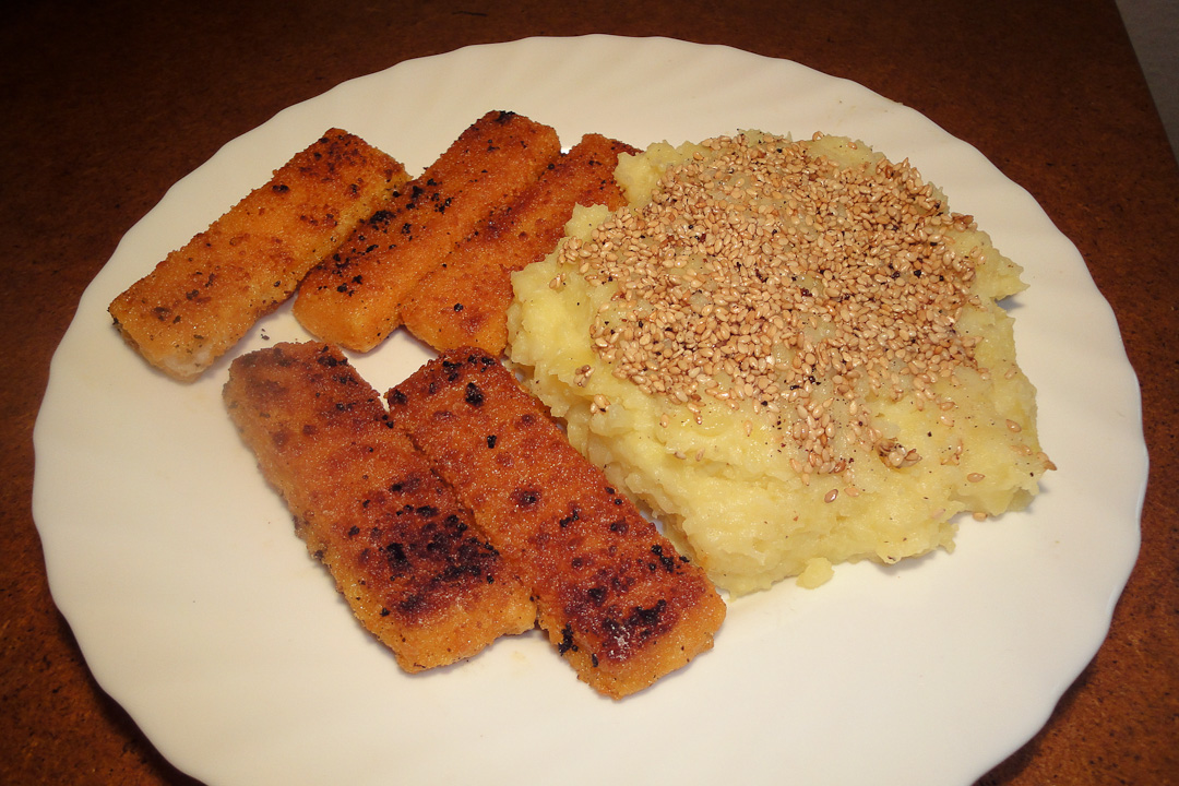Wasabi KartoffelpГјree